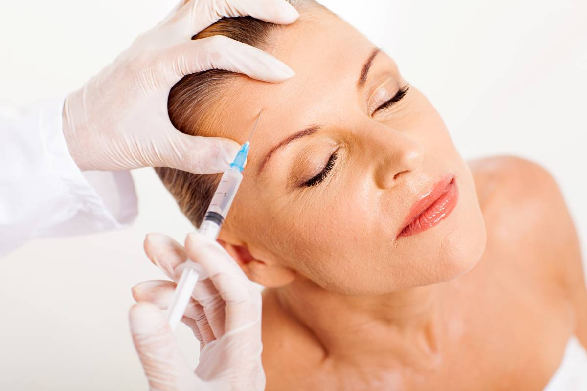 Hyaluron Botox Filler Behandlung Gauting